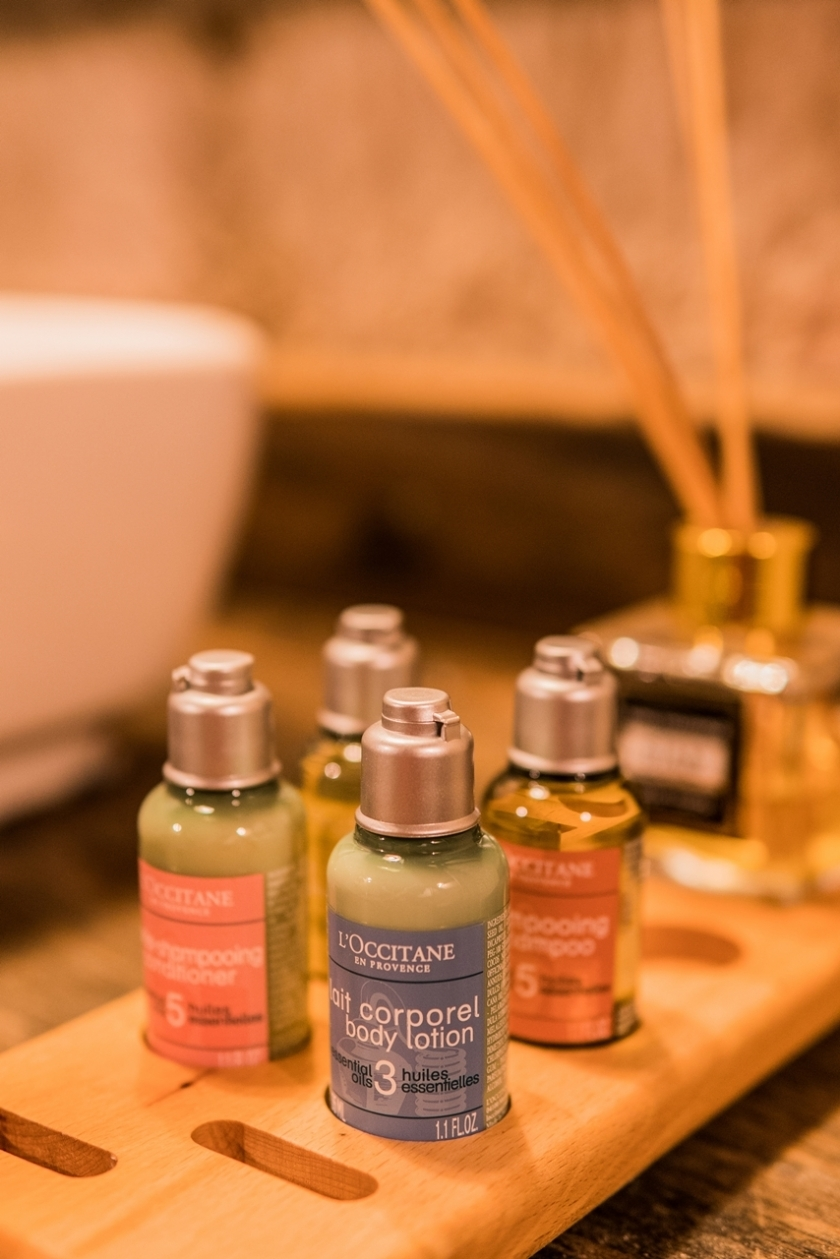 Loccitane Toiletry
